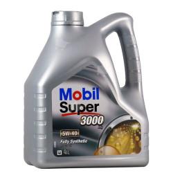 Mobil Super 3000 x1 5W-40, 4L