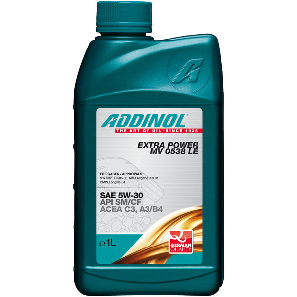 Addinol Extra Power MV 0538 LE 5W-30, 1L