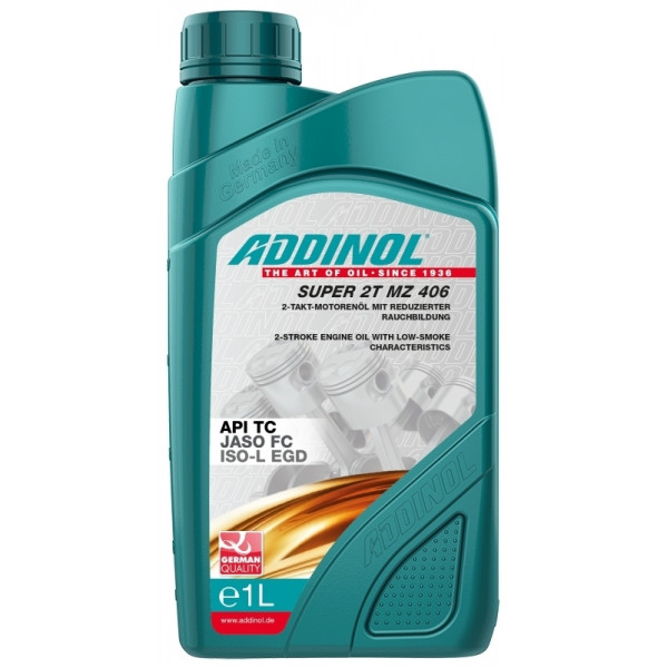 Addinol Super 2T MZ 406, 1L