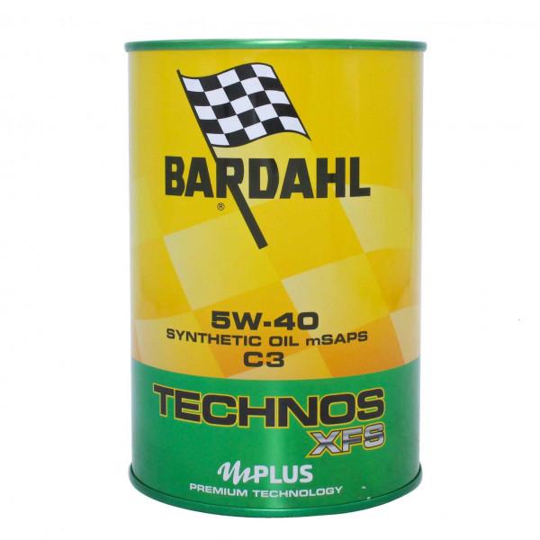 Bardahl Technos XFS C3 5W-40, 1L