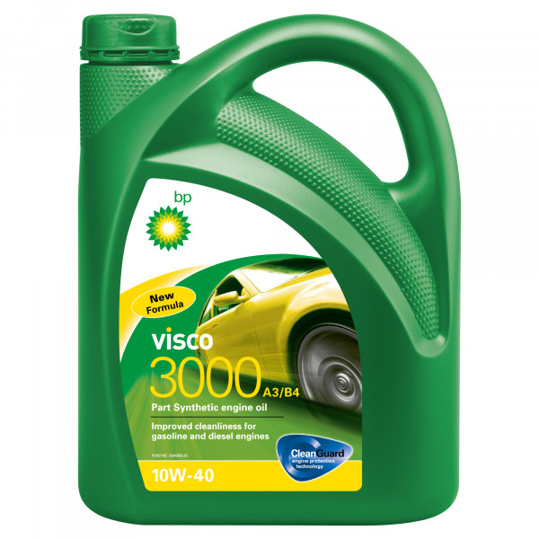 BP Visco 3000 10W-40, 5L