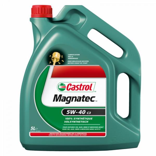 Castrol Magnatec 5W-40 C3, 5L
