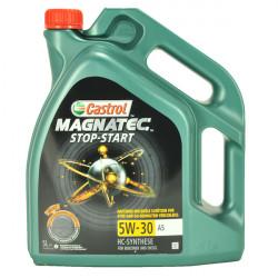 Castrol Magnatec Stop-Start 5W-30 A5, 5L