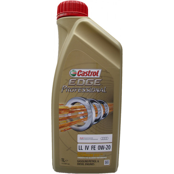 Castrol Edge Professional LL IV FE 0W-20, 1L