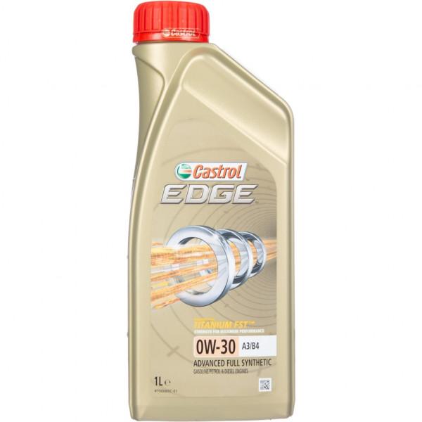 Castrol Edge 0W-30 A3/B4, 1L