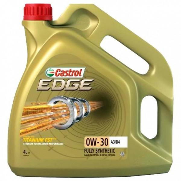 Castrol Edge 0W-30 A3/B4, 4L