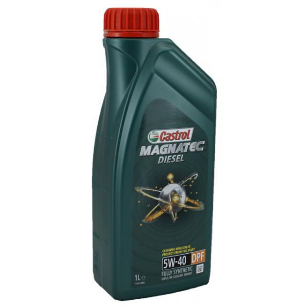 Castrol Magnatec Diesel 5W-40 DPF, 1L