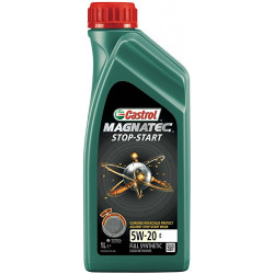 Castrol Magnatec Stop-Start 5W-20 E, 1L