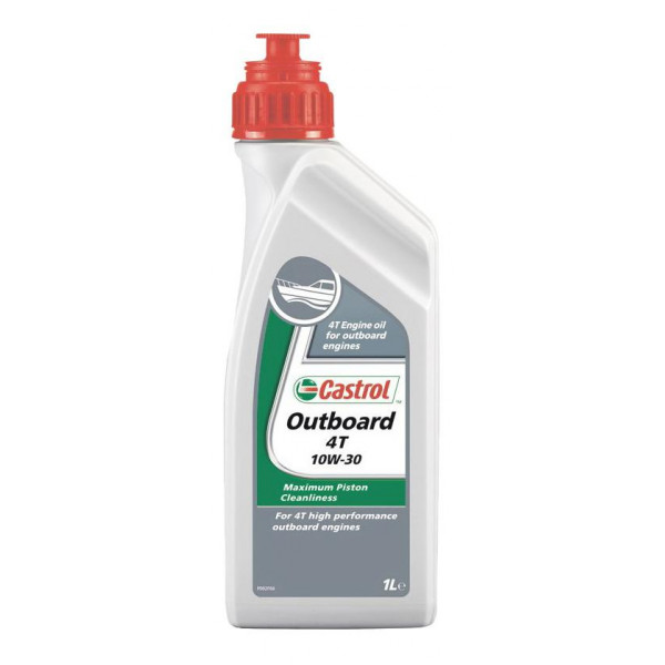 Castrol Outboard 4T 10W-30, 1L