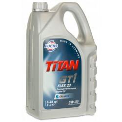 Fuchs Titan GT1 Flex 23 5W-30, 5L