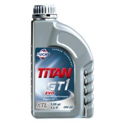 Fuchs Titan GT1 EVO 0W-20, 1L