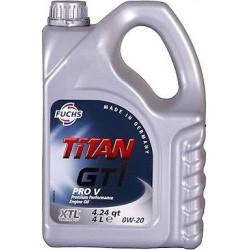 Fuchs Titan GT1 Pro V 0W-20, 4L