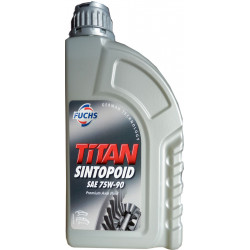 Fuchs Titan Sintopoid 75W-90, 1L