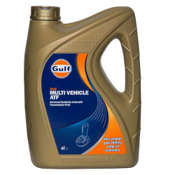Gulf Multi-Vehicle ATF, 4L