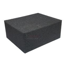 Koch-Chemie Sponge, soft, black, 12 x 10 x 5 cm