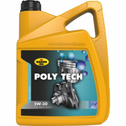 Kroon Oil Poly Tech 5W-30, 1L