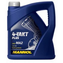 Mannol 4-Takt Plus 10W-40, 4L