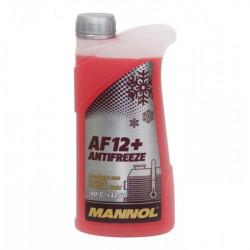 Mannol Antifreeze AF12+ -40°C, 1L