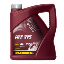 Mannol ATF WS Automatic Special, 4L