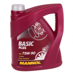 Mannol Basic Plus 75W-90 GL-4+, 4L