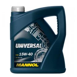 Mannol Universal 15W-40, 5L