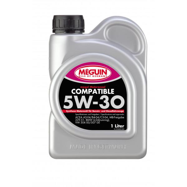 Meguin Compatible 5W-30, 1L