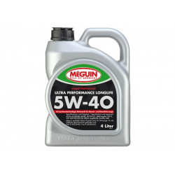 Meguin Ultra Performance Longlife 5W-40, 4L