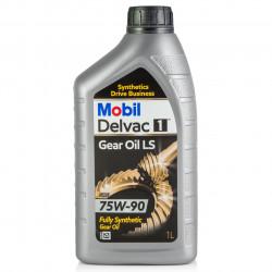 Mobil Delvac 1 Gear Oil LS 75W-90, 1L