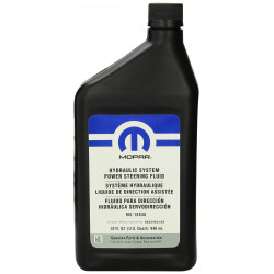 Mopar Hydraulic System Power Steering Fluid, 946ml