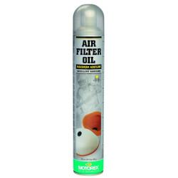 Motorex Air Filter Oil Spray, 750ml