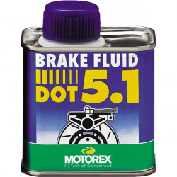Motorex Brake Fluid DOT 5.1, 250ml
