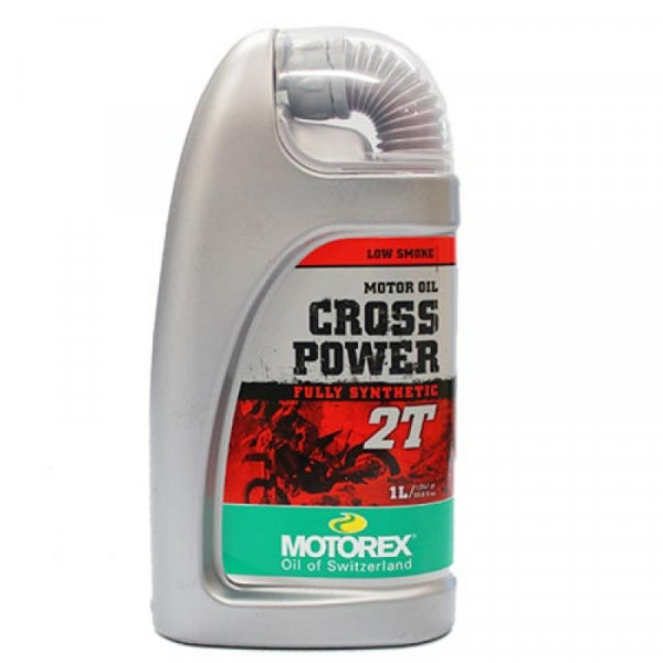 Motorex Cross Power 2T, 1L