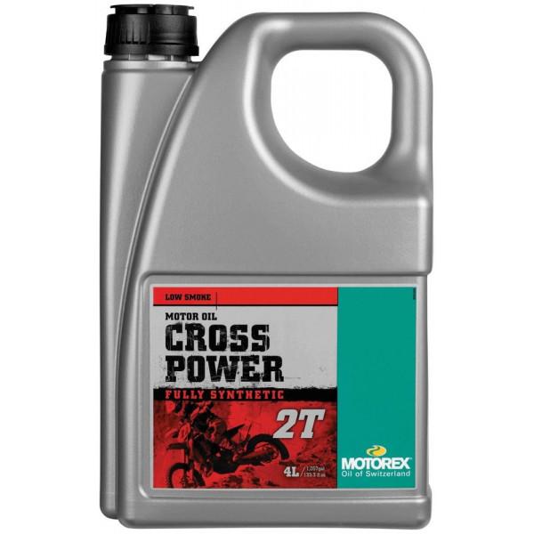 Motorex Cross Power 2T, 4L