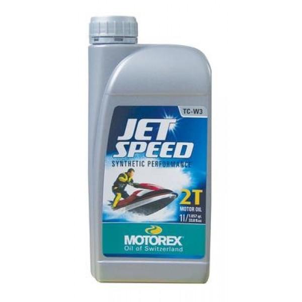Motorex Jet Speed 2T, 1L