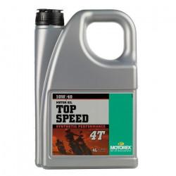 Motorex Top Speed 4T 10W-40, 4L