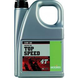 Motorex Top Speed 4T 15W-50, 4L