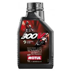 Motul 300V2 Factory Line RR 10W-50, 1L