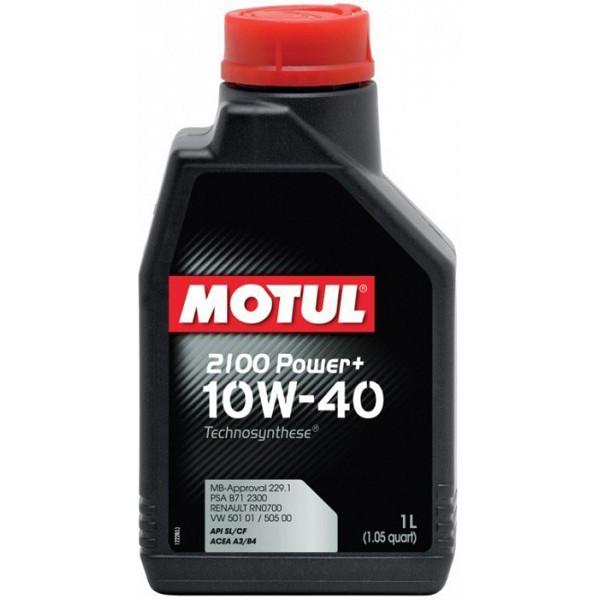 Motul 2100 Power Plus 10W-40, 1L