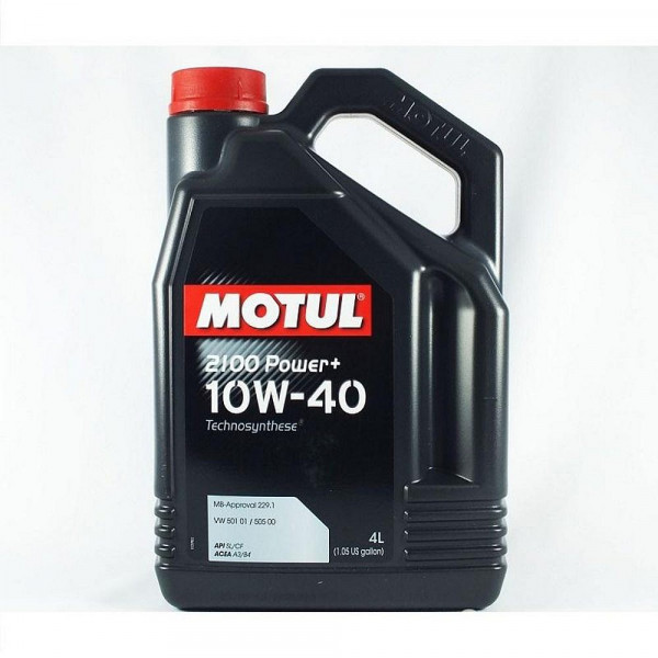 Motul 2100 Power Plus 10W-40, 4L