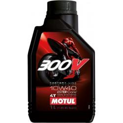 Motul 300V Factory Line 4T Road Racing 10W-40, 1L