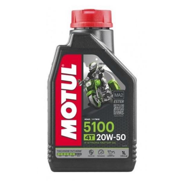 Motul 5100 4T 20W-50, 1L