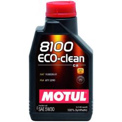Motul 8100 Eco-Clean C2 5W-30, 1L