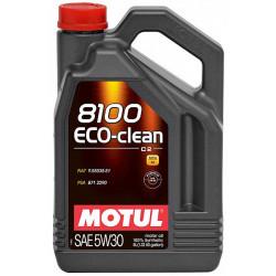 Motul 8100 Eco-Clean C2 5W-30, 5L