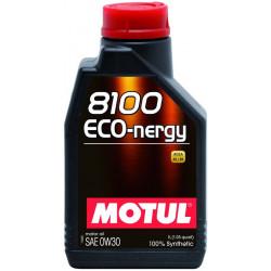 Motul 8100 Eco-Nergy 0W-30, 1L