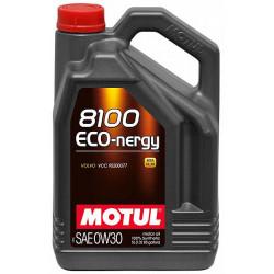 Motul 8100 Eco-Nergy 0W-30, 5L