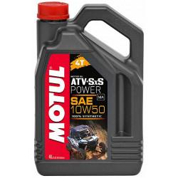 Motul ATV SXS 4T Power 10W-50, 4L