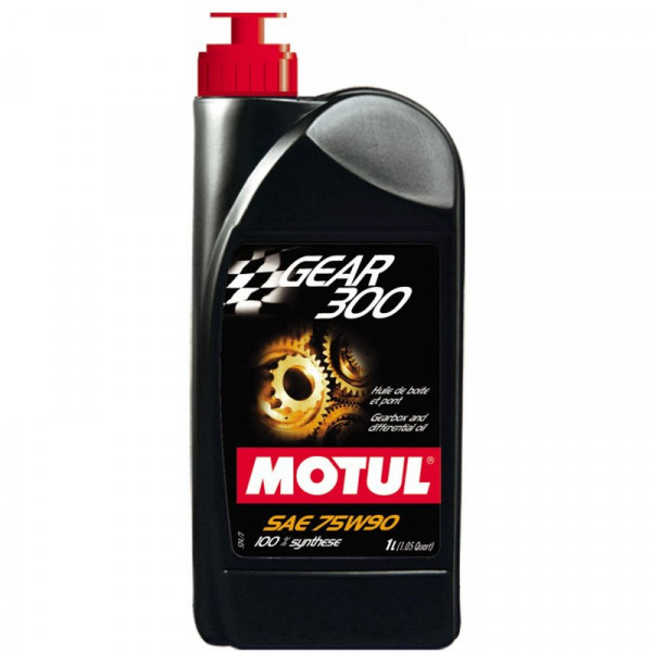 Motul Gear 300 75W-90, 1L