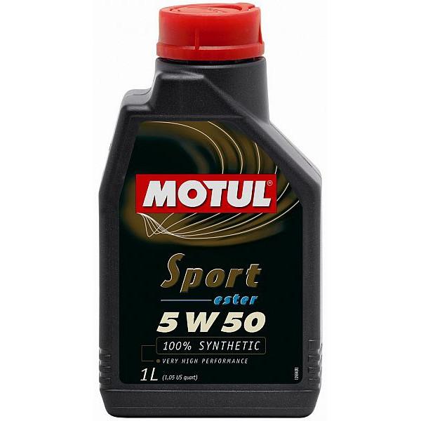 Motul Sport 5W-50, 1L