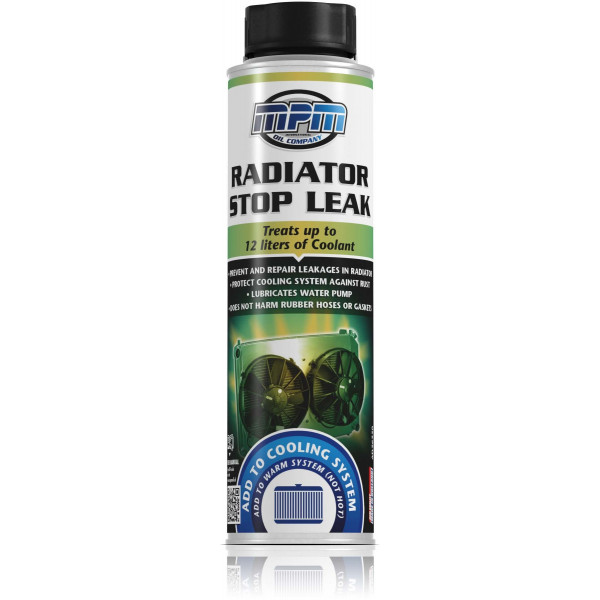 MPM Radiator Stop Leak, 250ml