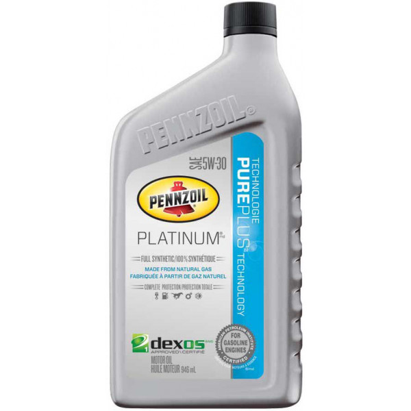Pennzoil Platinum 5W-30, 1L